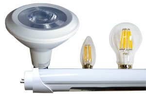 All LED lamps