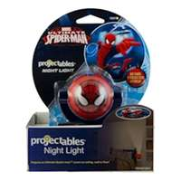 Spiderman, LED Projectable Night Light