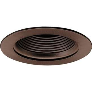 "4"" Stepped Baffle with Ring"