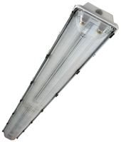 4 Lamp 8ft T8 Vapor-Hawk™ Fixture