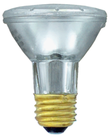 52 Watt - PAR-20 Spot Light Megapar