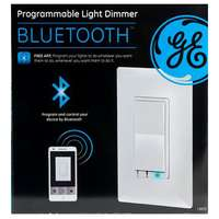 Bluetooth, Smart Dimmer Switch, In Wall