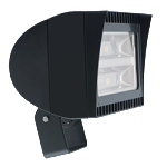 LED Hazardous Trunnion Mount Floodlight 52W 5000K Gray