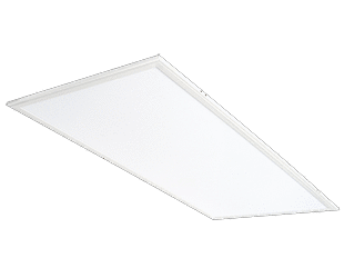 2' x 4' EZPAN Edgelit LED Panel, 50W, 3000K
