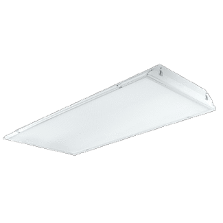 2' x 4' LED Troffer with Dimming, 50W, 3000K