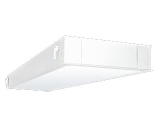 1' x 4' Recessed LED Panel, 34 Watt, 4000K , Dimmable