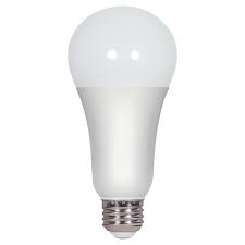 15.5 watt; A21 LED; Frosted; 2700K