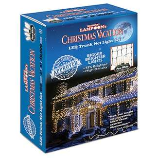 Christmas Vacation 100-Light LED Trunk Net Light Set, Griswold Approved