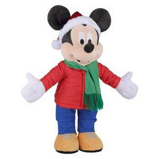Disney Mickey Holiday Greeter, 20-In.