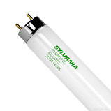 Sylvania 30 Pack 32W 48in T8 Cool White Fluorescent Tube