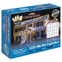 6'x4' Net Light Set 100 Warm White LEDs Commercial Grade