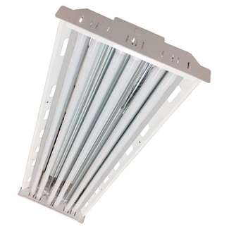 4ft 6 Lamp T8 LED Watt-Hawk™ Fixture
