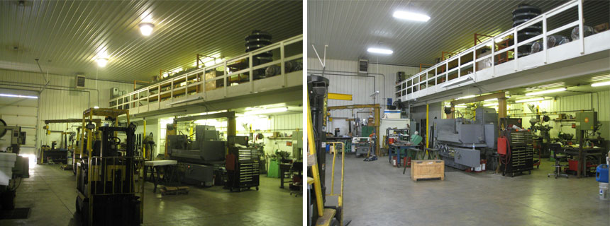 manufacturing light conversion
