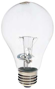 Obstruction light bulb