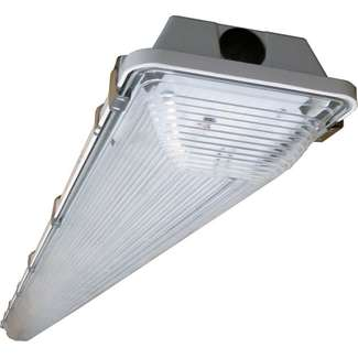 8 Foot 90 Watt LED Vapor-Hawk Fixture
