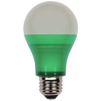 6 Watt - 40W Equivalent Green A-19 LED Not Dimmable Westinghouse