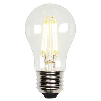 Westinghouse Filament LED A15 (4-1/2 Watt) Clear 2700K E26 (Medium) Base General Purpose Dimmable Light Bulb