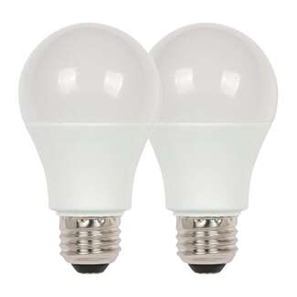 14 Watt - 1,500 Lumens 3000K - A19 LED (2-Pack) 80 CRI - Non-dimmable Westinghouse