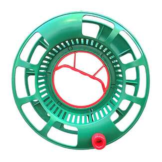Christmas Light Storage Reel, Green, Large
