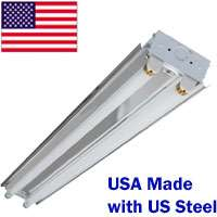 2 Lamp 4ft T8 Watt-Hawk™ Strip Fixture