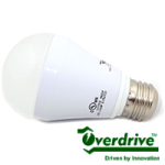 8W A19 Dimmable 5000K