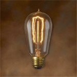 Antique-Style Incandescents