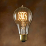 Nostalgic Antique Incandescents