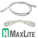 40 Inch White Joiner Lead for Maxlite LED Light Bar