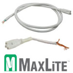70 Inch White Joiner Lead for Maxlite LED Light Bar (Copy)